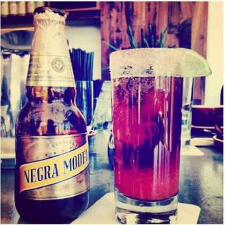 Sunshine Co. Michelada (image credit: Rebecca G.)